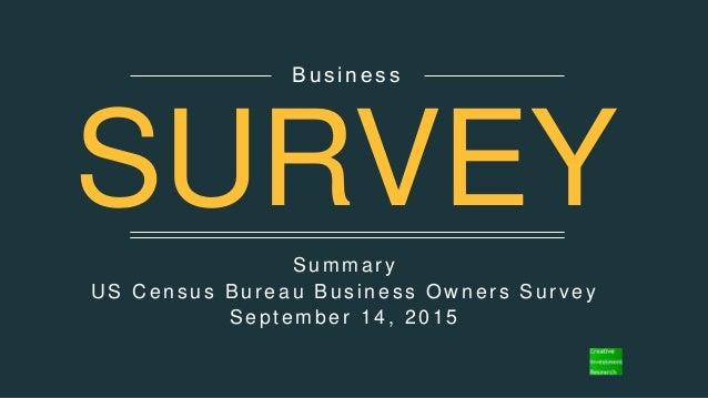 us census bureau survey shows remarkable minority business growth. Black Bedroom Furniture Sets. Home Design Ideas