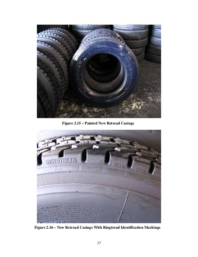 industry study retread tire industry The long-term outlook of the global retread tires market remains positive through 2028, according to a study  industry best practices for tire retread.