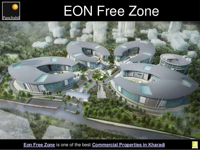 Commercial Properties In Kharadi Eon Free Zone
