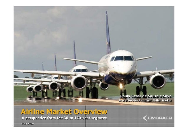 Airline Market Overview A perspective from the 30 to 120-seat segment Airline Market Overview A perspective from the 30 to...