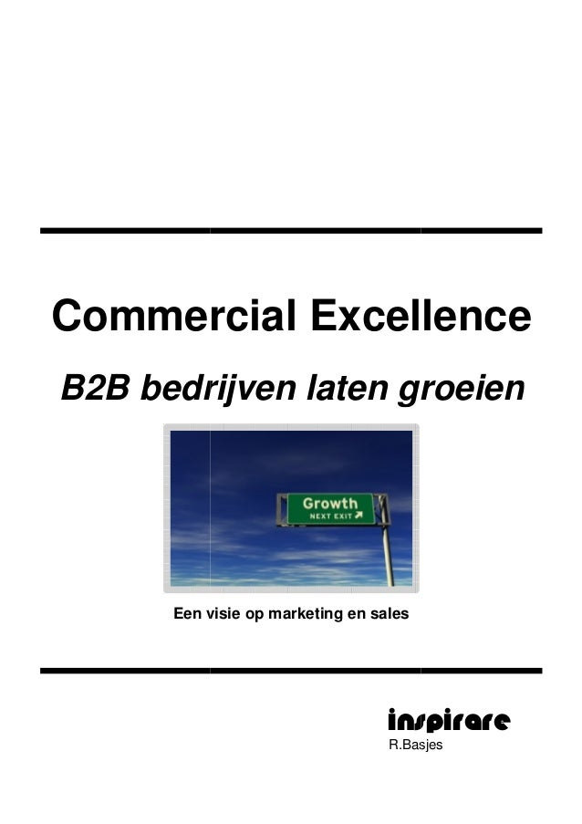 Commercial excellence - article / white paper