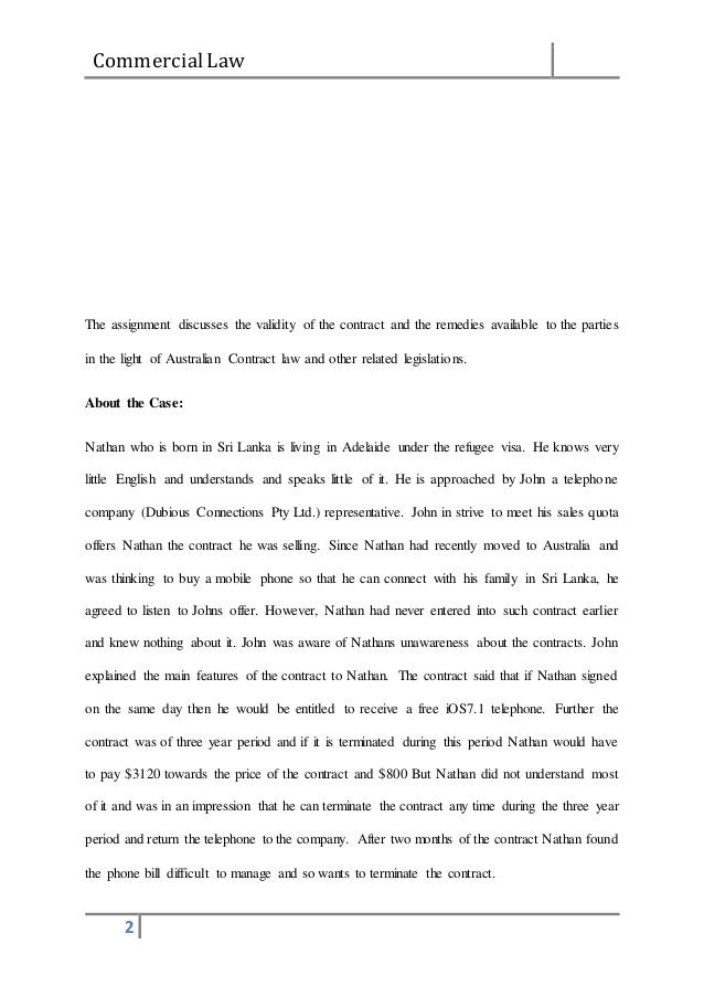 australian family law essay