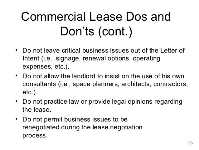retail shop leases act pdf