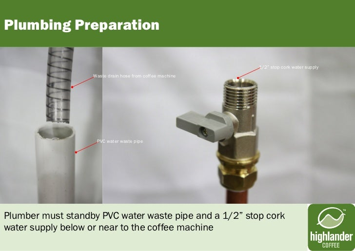 machine installation requirements