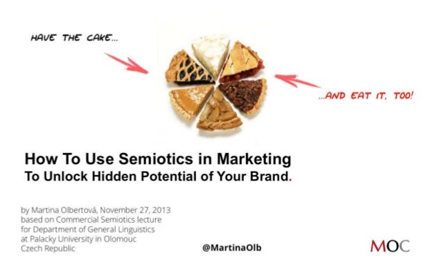 A COMPLETE GUIDE TO COMMERCIAL SEMIOTICS: How To Use Semiotics In Marketing To Unlock Hidden Potential Of Your Brand.