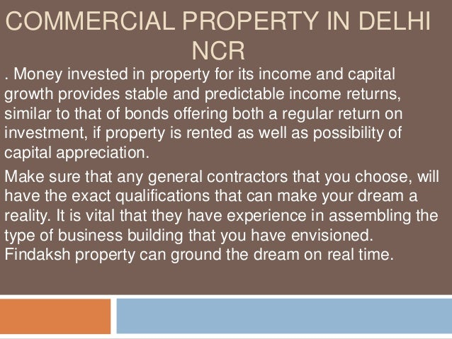 how to get the best profit from property