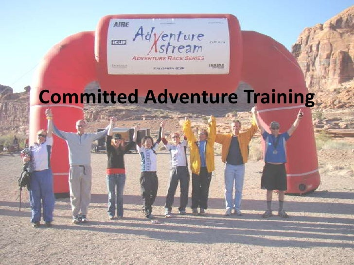 Committed Adventure Training<br />