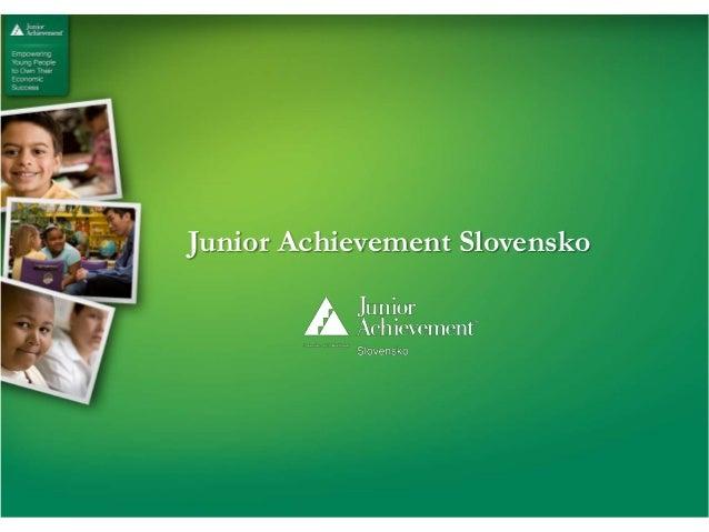 Junior Achievement Slovensko
