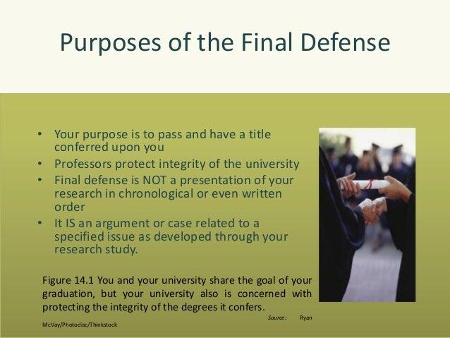 Dissertation vita