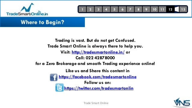 Futures and options trading school