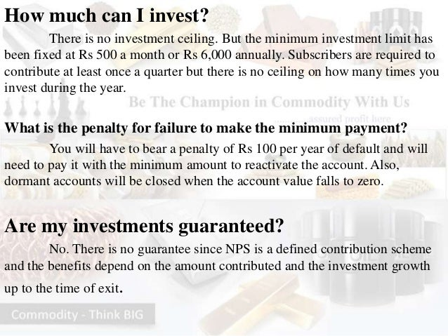 No minimum stock trading