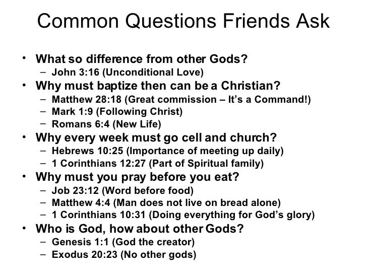 Fun questions to ask your best friends