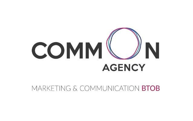 CommOn Agency Marketing & Communication © 2015