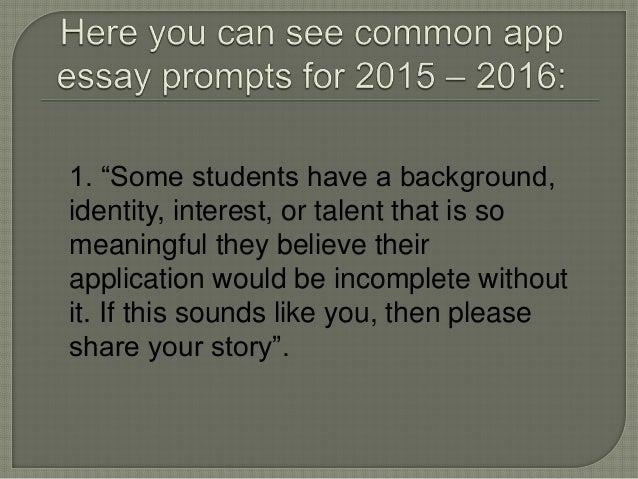 Help understanding essay prompt? Easier than it sounds. Please help?