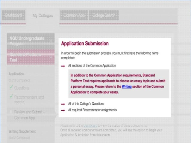 """2009 common application essay questions Common scholarship essay questions and how to handle them sources: hadad r (2009) """"common essay questions and how to handle them"""" fastweb."""