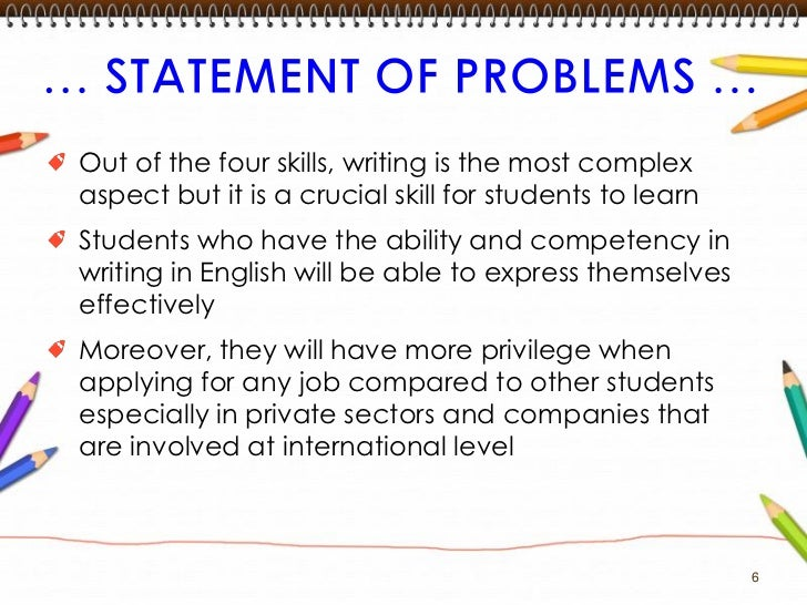Written english essays
