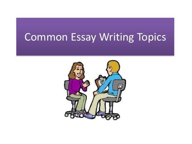 Essay Topics On Education