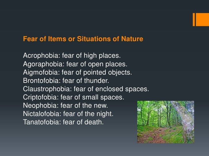 Image Result For Agoraphobia And Claustrophobia
