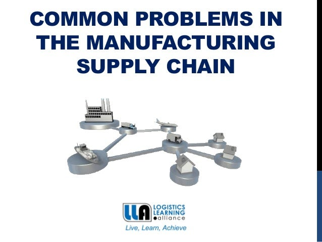 thesis supply chain