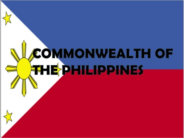 • 1919-1934- Filipinos campaigned for independence and sent twelve independence missions to America. • 1935- the Commonwea...