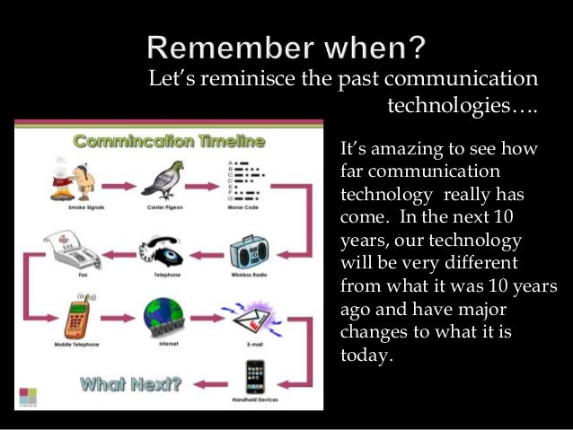 changes in technology in the last How did people watch videos, listen to music or access the internet in other generations.