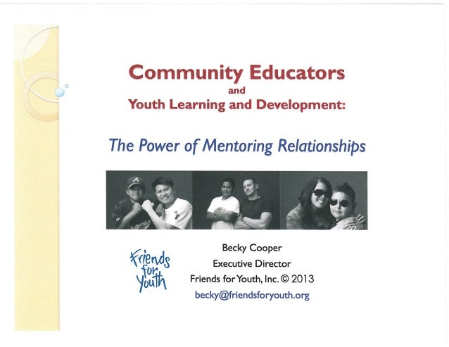 Community Educators Symposium