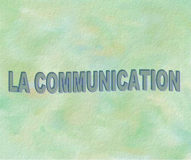 SOMMAIREI- LE CADRE THEORIQUE DE LA COMMUNICATIONII- DEFINITION D 'UNE STRATEGIE DE COMMUNICATIONIII- LA PUBLICITE - MEDIA...