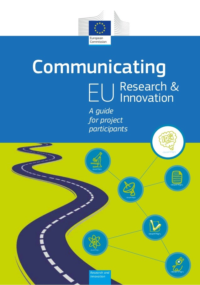 Communicating     EU     A guide                    Research &                    Innovation     for project     participa...