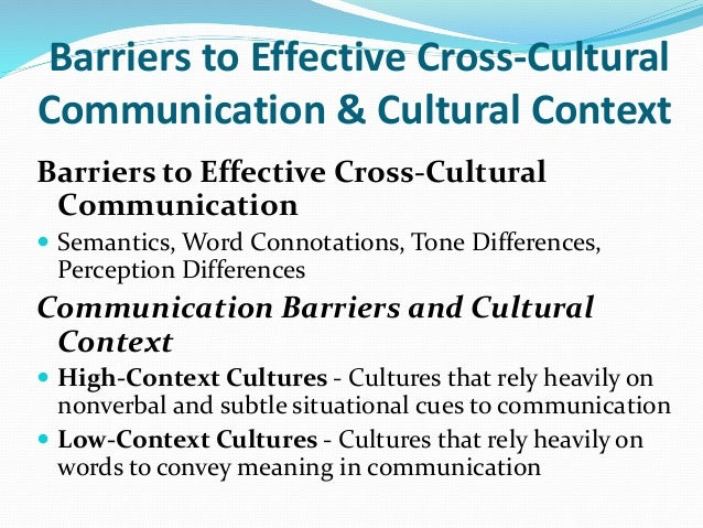 essays on communication barriers Need essay sample on barriers to effective communication in healthcare - barriers to effective communication in healthcare introduction we will write a cheap.