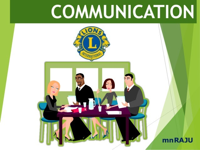 Communication Skills for Lion Leaders