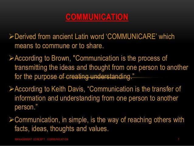 Communication by Neeraj Bhandari ( Surkhet.Nepal )