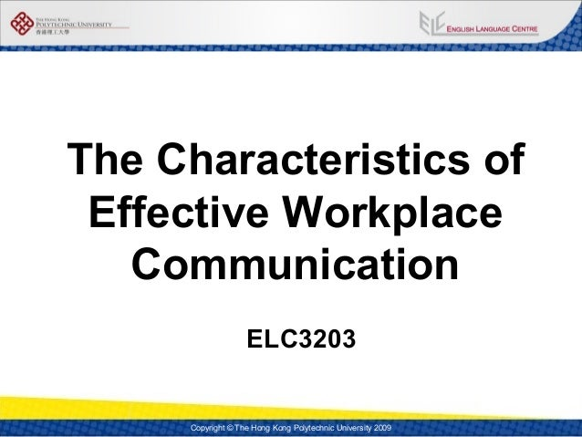 communication skills in the workplace essay
