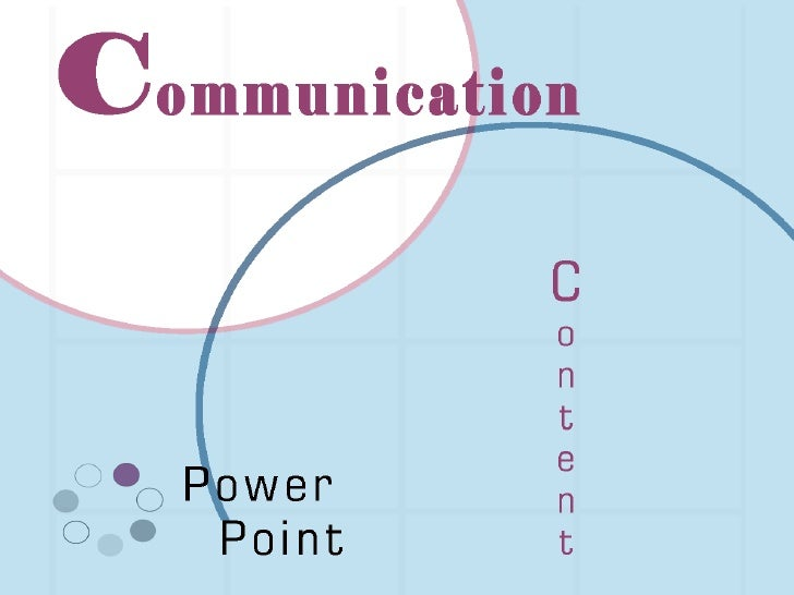 Communication Powerpoint2565