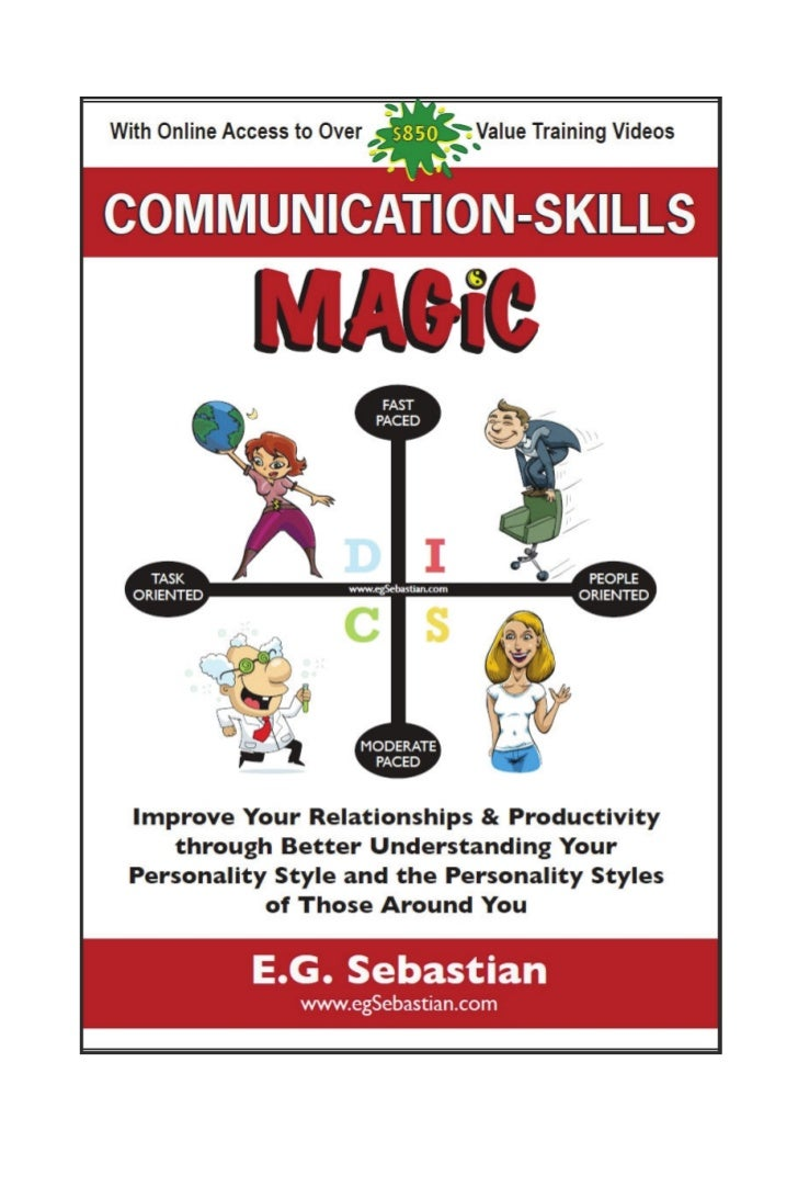 Communication skills-magic-e book-freechapters