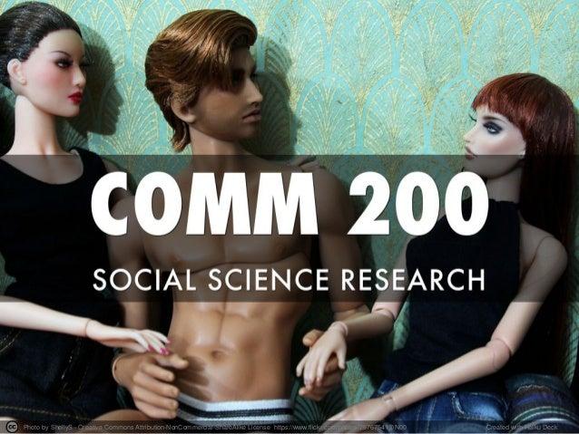 Communication200 (Social Science)