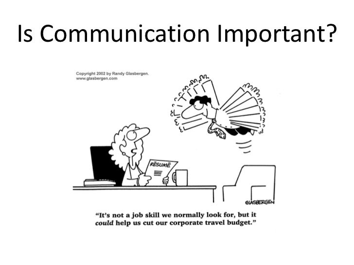 importance of communication in corporate world