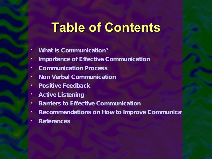essay on effective communication in the workplace Effective internal communication is vital to employee engagement and morale that ultimately lead to motivation, productivity, loyalty, and retention.