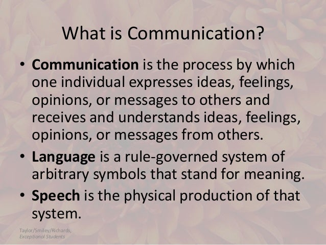 business communication meaning