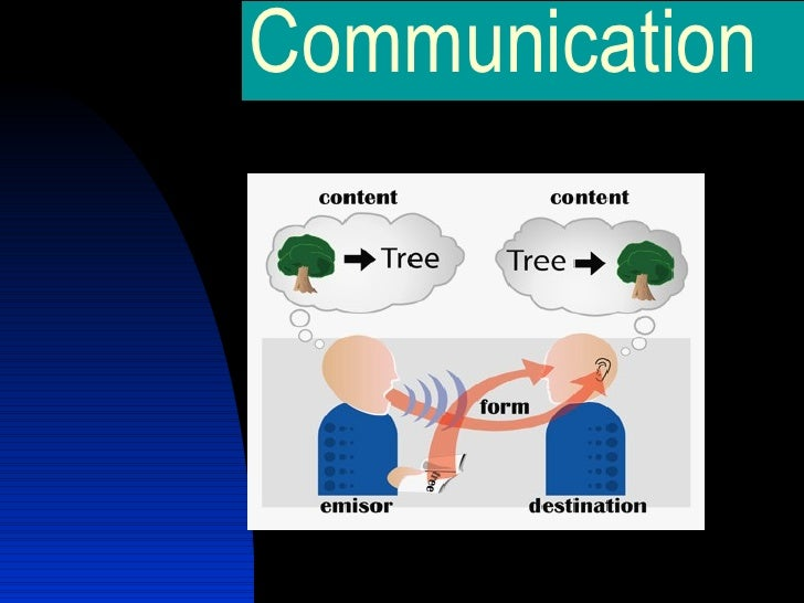 Communication For Presentation