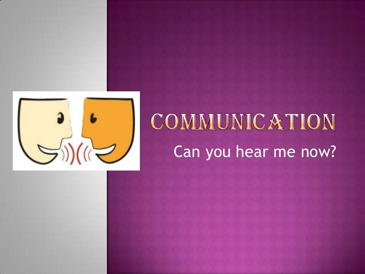 Communicationhealth