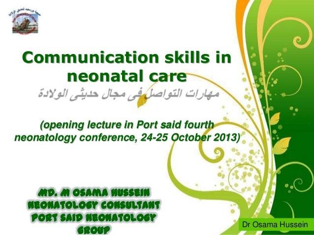 neonatal nursing coincides with non verbal communication Nursery/neonatal nurse good communication skills neonatal nursing coincides with non-verbal communication essay being a neonatal.