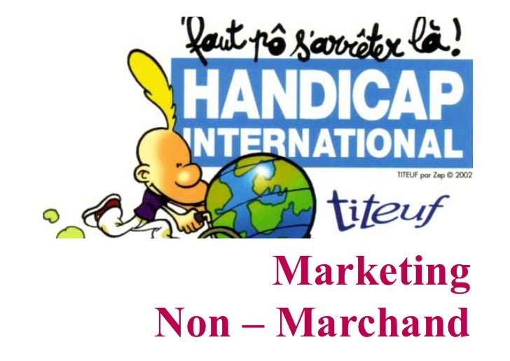 MarketingNon – Marchand