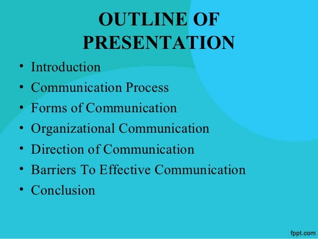 an introduction to the importance of effective communication Effective communication page i effective oral communication introduction it is especially challenging and important to communicate.