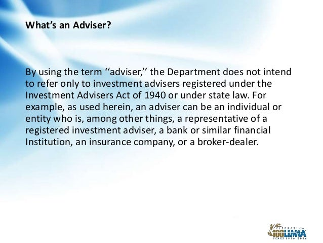 Definition of a broker dealer under the uniform securities act