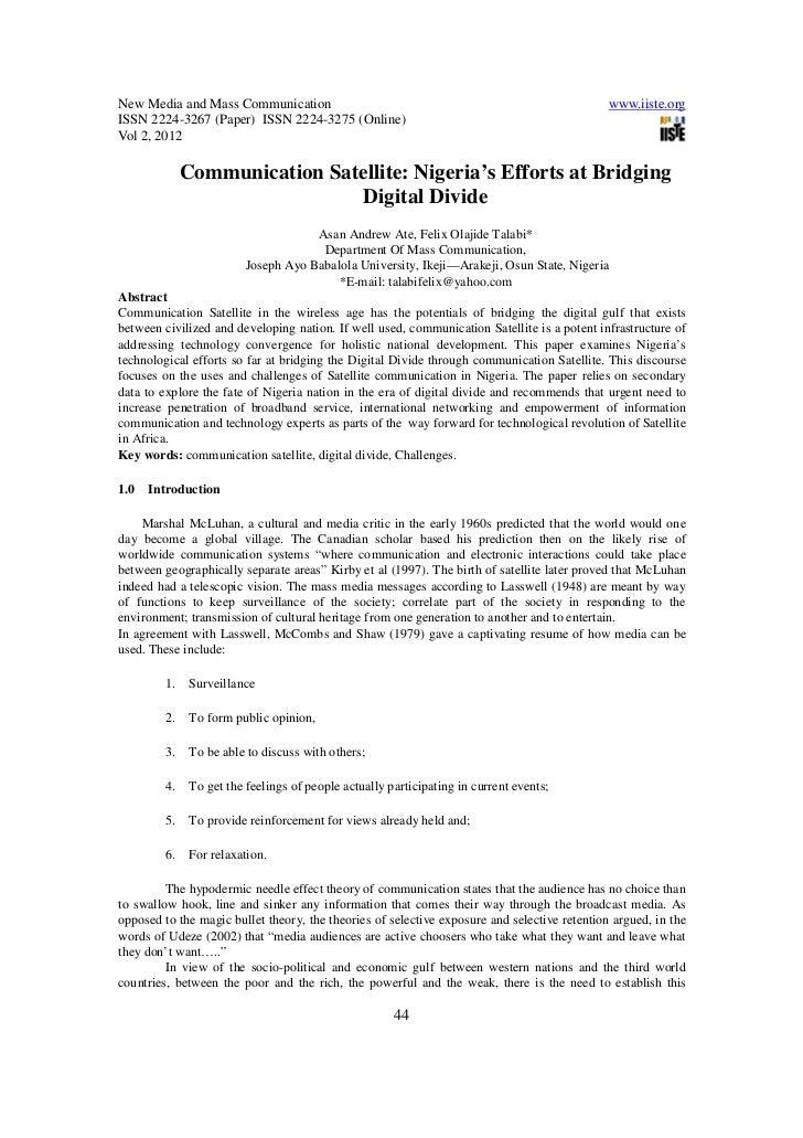 New Media and Mass Communication                                                              www.iiste.orgISSN 2224-3267 ...