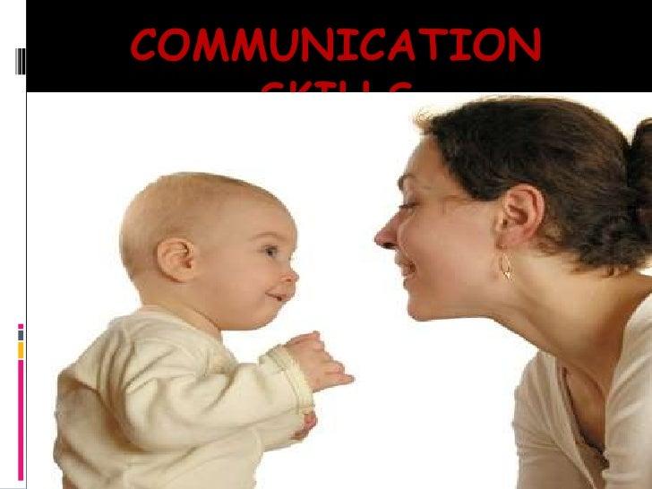 Communication  Skills<br />