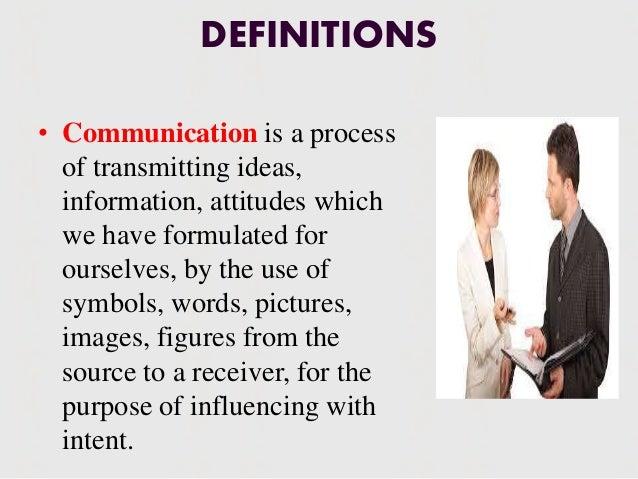 Communication skills thesis