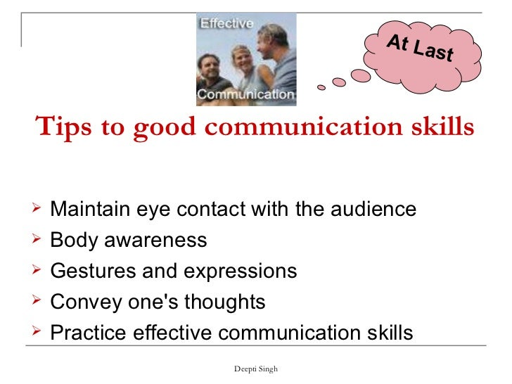 What To Put For Communication Skills On A Resume 28