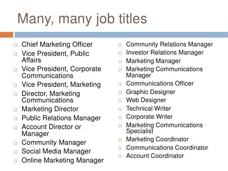 Chief Marketing Officer Jobs Nyc  Best Market