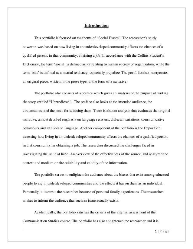 reflective essay music